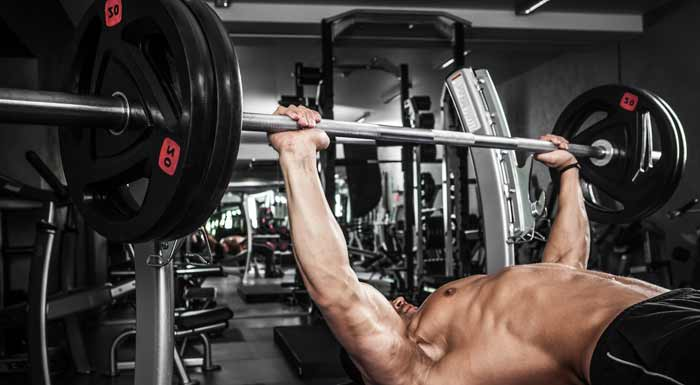 Train Your Back Correctly and See Results in Your Bench Press